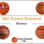 The Top 8 Best Outdoor Basketball (And Why They Are Worth Buying!)