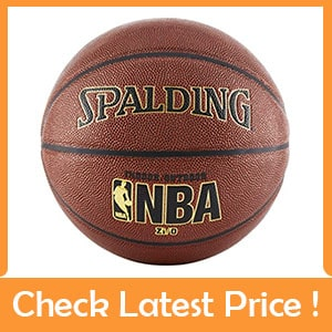 Spalding NBA Zi-O Indoor/outdoor basketball