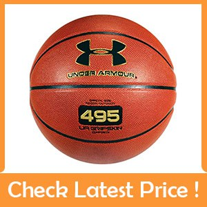 Under Armour 495 Outdoor Basketball