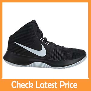 Nike Men's Air Precision - best basketball shoes for volleyball