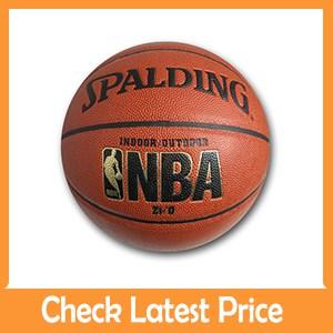 Spalding NBA Zio : Best Leather basketball