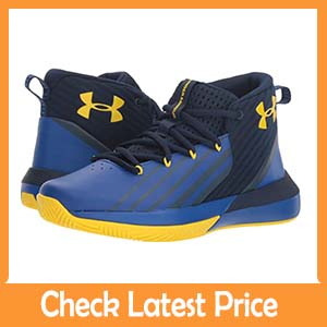 Under Armour Grade School UA Lockdown 3