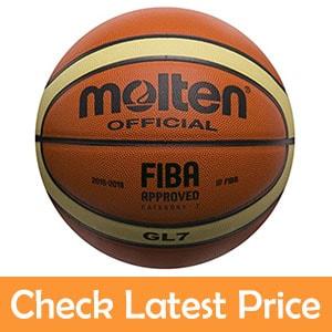 Molten GL7 Basketball