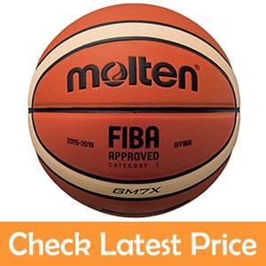 Molten X-Series GM7X Basketball