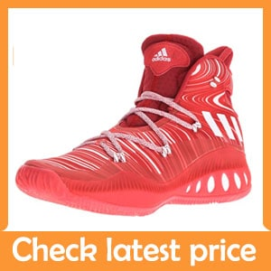 Adidas Performance Men's Crazy Explosive - Best for Outdoors
