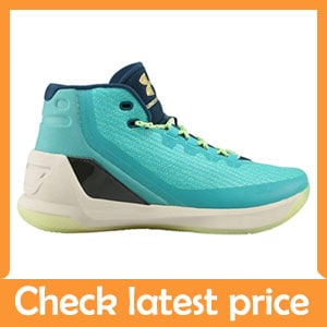 Under Armour Men's Curry 3 - Best Pain Relieving Basketball Shoes