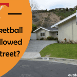 Are Basketball Hoops Allowed in the Street? What does the Law Say!